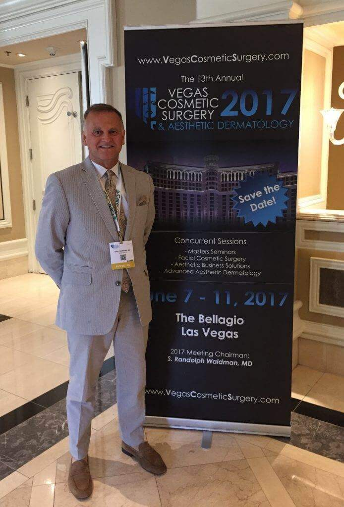 Dr. Chernoff attends the 12th Annual Vegas Cosmetic Surgery and Aesthetic Dermatology Multi-Specialty Symposium June 8-12, 2016 in Las Vegas.